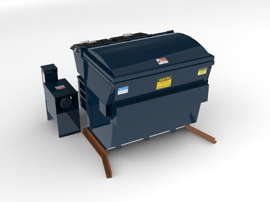 Trash compactors compactors and balers garbage compactor What is trash compactor and how does it work